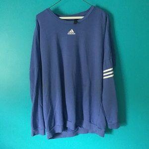 NWOT adidas sweatshirt ⚠️cheaper on Mercari⚠️